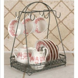 Other - Metal Kitchen Dish Caddy New